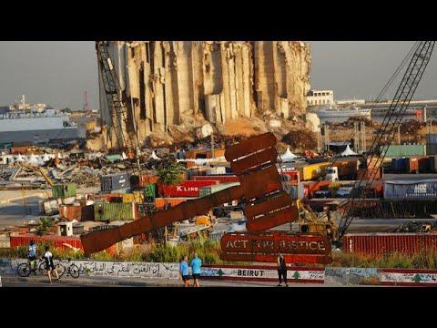 Λίβανος: Ένας χρόνος από την φονική έκρηξη – Διάσκεψη για το μέλλον της χώρας…