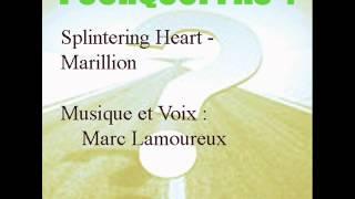 Marillion - Splintering Heart (studio cover)
