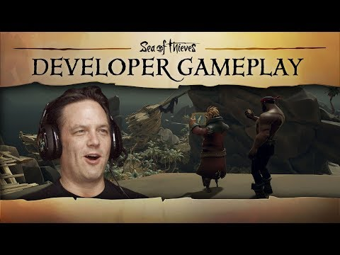"""Developer Gameplay #3: """"We Look Like a Bunch of Tourists"""""""