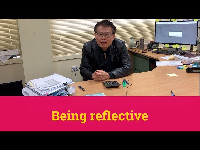 Being reflective with parenting