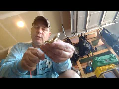 Dive Craft 12 Rigging SMB and Finger Reel