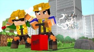 Minecraft: DEMOLIÇÕES TAZERCRAFT!