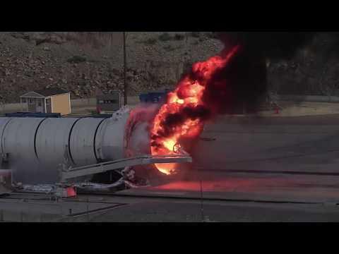 QM-2 test of Orbital ATK-built NASA SLS booster