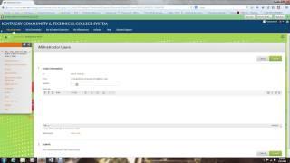 ENG 101/102: Sending Email Through Blackboard