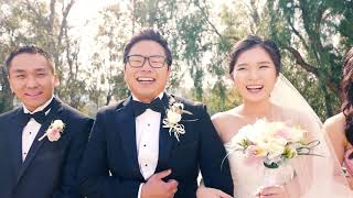 Orange county wedding video Eunice & Kevin's Wedding day