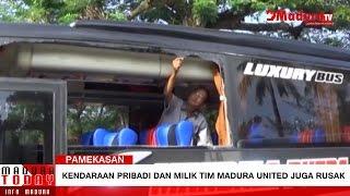 Kesaksian Korban Penyerang Bus Suporter Madura Adalah Aremania MaduraTV 04 09 2016