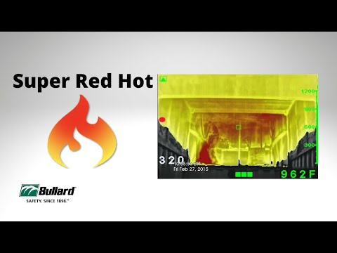 Super Red Hot: Colorize objects according to temperature