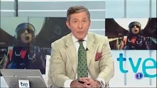 Cierre de Telediario nacional RTVE 21h del 11/8/2017