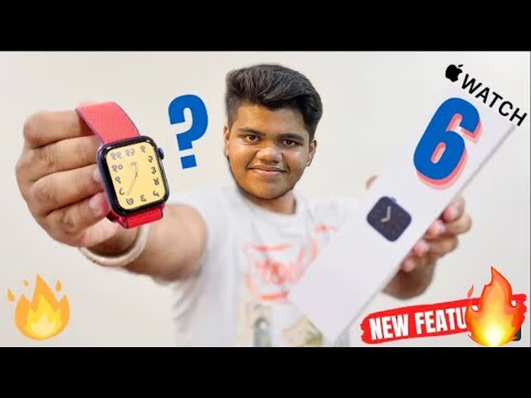 Apple Series 6 2021 Unboxing...🔥🔥🔥 | Apple Watch | Parth Rathod