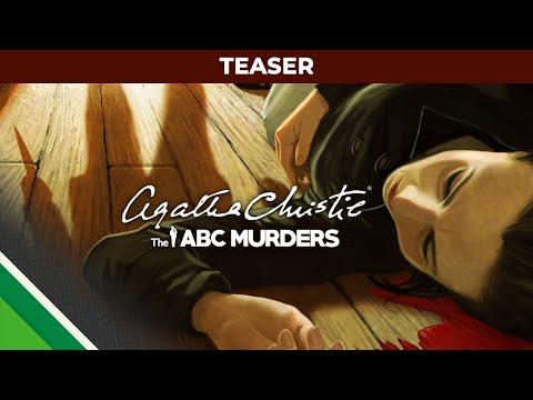 AGATHA CHRISTIE   THE ABC MURDERS   TEASER   MICROIDS thumbnail