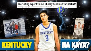 Kai Sotto kukuhanin ng Kentucky ayon sa Experto   Auburn needs a Bigman