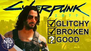 Cyberpunk 2077 is a Mess, But is it Still Good? - Busy Gamer Review