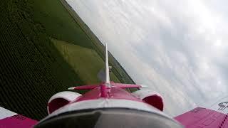 90mm T-45 Maiden Flight FPV Video