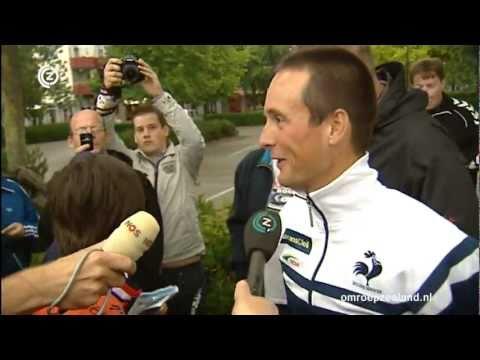 Hoogerland tweede bij wielercriterium Boxmeer