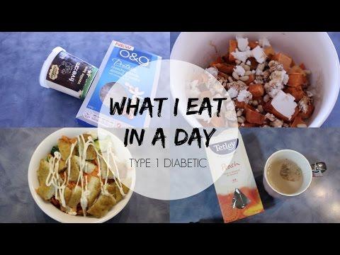 Diabetes, Gemüse und Früchte, die gegessen werden können