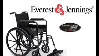 Everest & Jennings Traveler® SE Plus Youtube Video Link