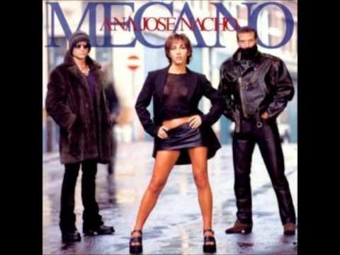 Mecano (Ana José Nacho CD 1) El 7 De Septiembre.wmv