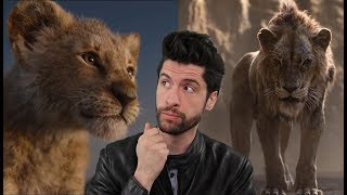 The Lion King - Official Trailer (My Thoughts)