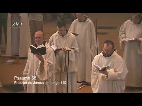 Vêpres et messe à St-Gervais du 26 juillet 2019