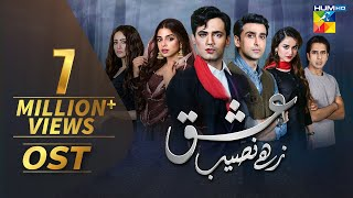 Ishq Zahe Naseeb | OST | HUM TV | Drama - YouTube