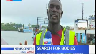 KFS, Kenya Navy embark on search for bodies of mother and daughter who drowned in Likoni