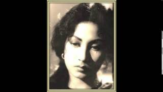 Uma Devi - Hum Dard Liye Baithe - Bidhaata (1940s