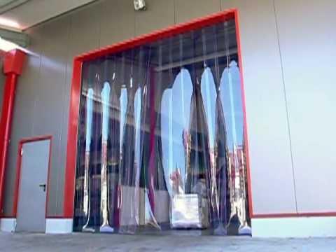 PVC-Streifenvorhang Bausätze von godirect24.com