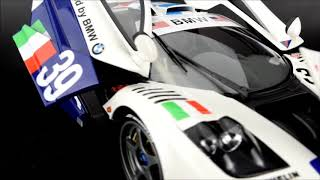 Minichamps McLaren F1 GTR Team Bigazzi Racing #39
