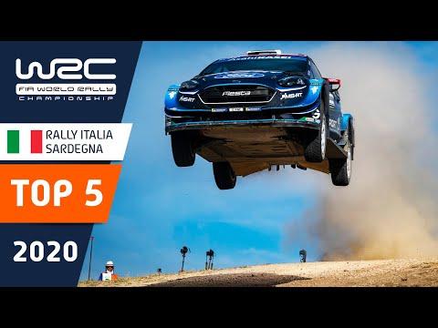 ラリーが面白い!WRC ラリー・イタリア・サルディニア 過去のラリーの様子からサルディニアラリーの魅力が伝わる動画