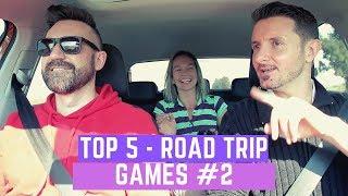 TOP 5 Road Trip Games - Video 2