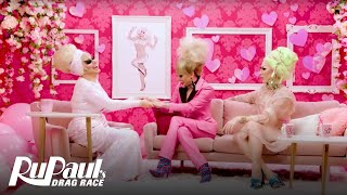 RuPaul's Drag Race All Stars 4 RuVeal ⭐️ ft. Trixie Mattel, Detox & Katya | VH1