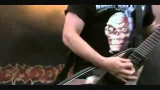 EXODUS - War Is My Shepherd [Live At Wacken] 2008 - YouTube.flv