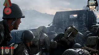 Call of Duty: WWII FR Épisode 2 JE N ÉTAIS PAS PRÊT