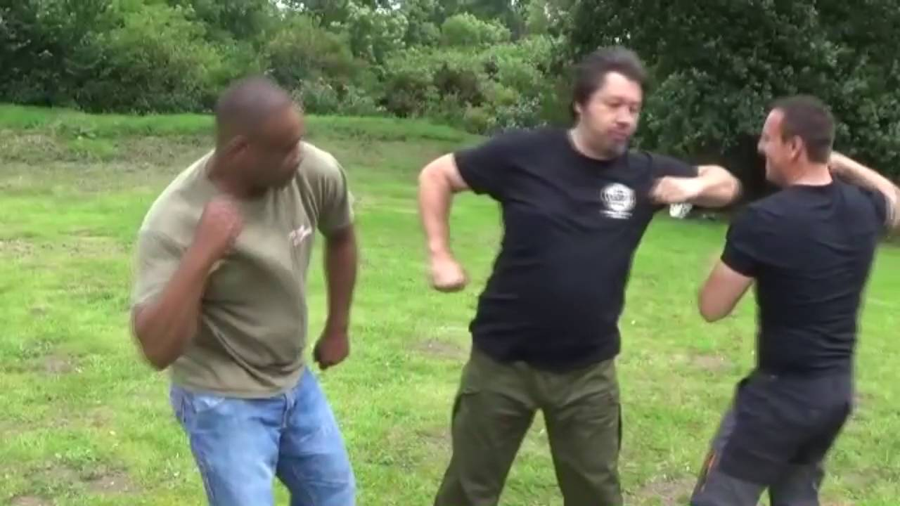 Systema Class Download - Developing Short Strikes Part Two