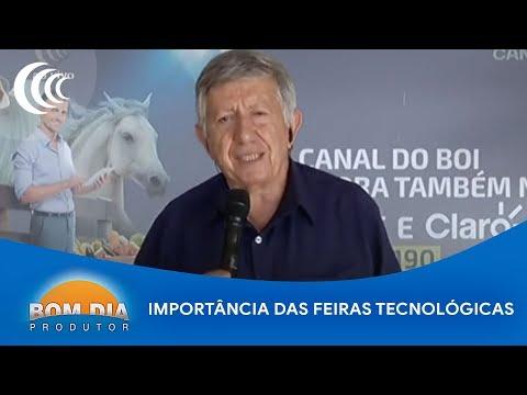 Importância das feiras tecnológicas para o agronegócio