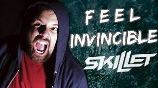 SKILLET   FEEL INVINCIBLE (Metal Cover) By Caleb Hyles And Jonathan Young
