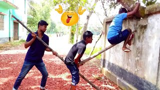 New Comedy Funny Video 2019 | You Must Be Laugh 2 | Famous Emon