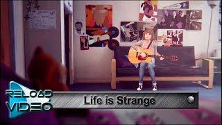 Клип Life is Strange  ( OST, Soundtrack, Music Video )
