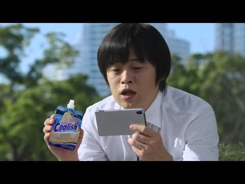 佐佐木希 挑戰特攝戰隊演出廣告!XD