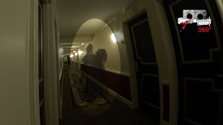 Hotel Ghost Sighting New Orleans 360 VR Ghost