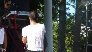 Эрик Сааде, Eric Saade - Cover Girl (Eskilstuna, Parken Zoo)