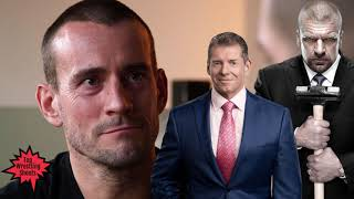 CM Punk Talks About The Day He Quit WWE And Why He Left