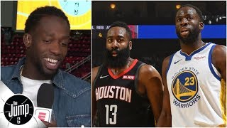 Patrick Beverley: Rockets have a 'tough task' beating Warriors even without Kevin Durant | The Jump