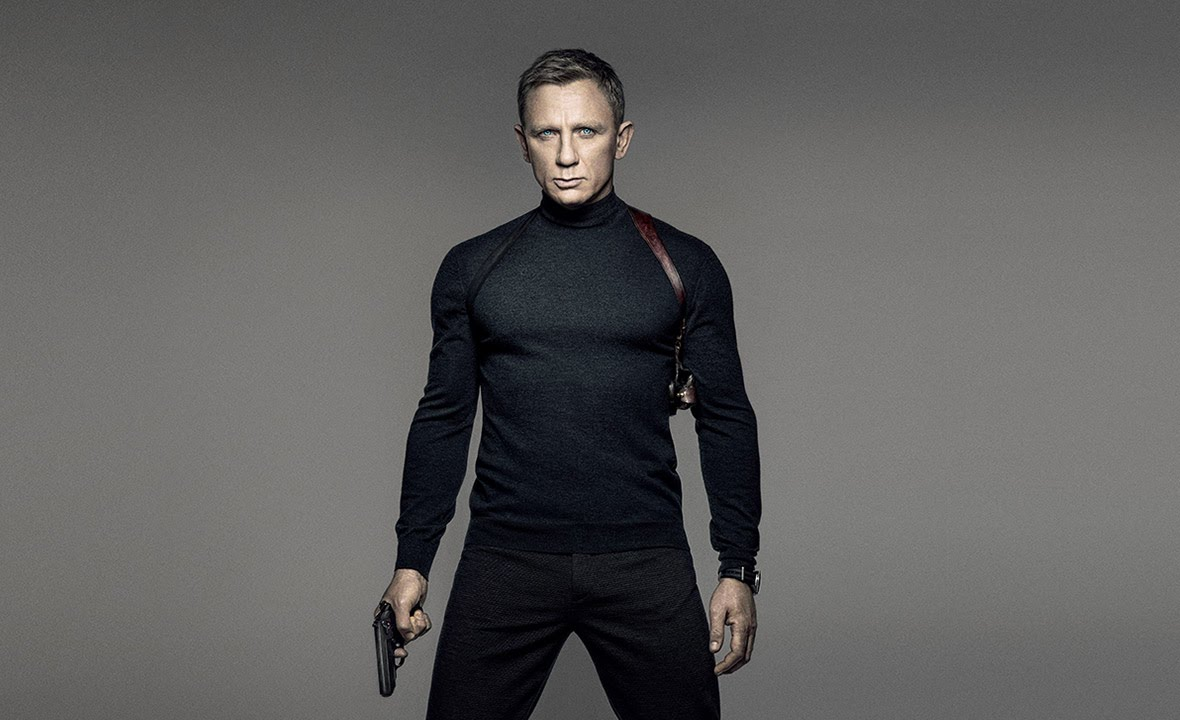SPECTRE: Here's The First Trailer For The New James Bond Movie