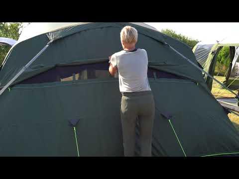Смотреть видео Палатка Outwell Springwood 5