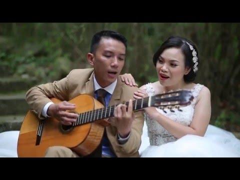 MV prewedding Flycam Hồ Cốc - CD&CR cùng đàn hát