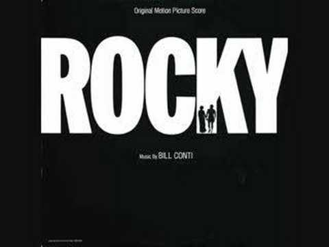 Going the Distance (Song) by Bill Conti