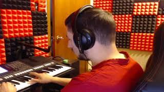 Les Rues De Ma Peine   Amir   Yamaha PSR S750  Piano Cover