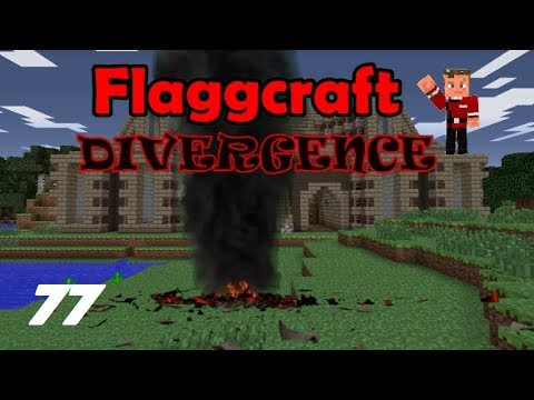Flaggcraft: Divergence #77 - Attempting Steve's Carts