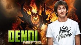 Dota 2 Stream: Na`Vi Dendi - Shadow Fiend (Gameplay & Commentary)